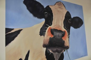 COW MURAL 10